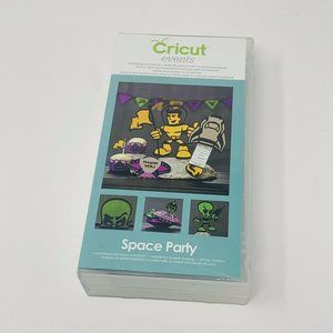 Cricut Events Space Party Die Cut Cartridge